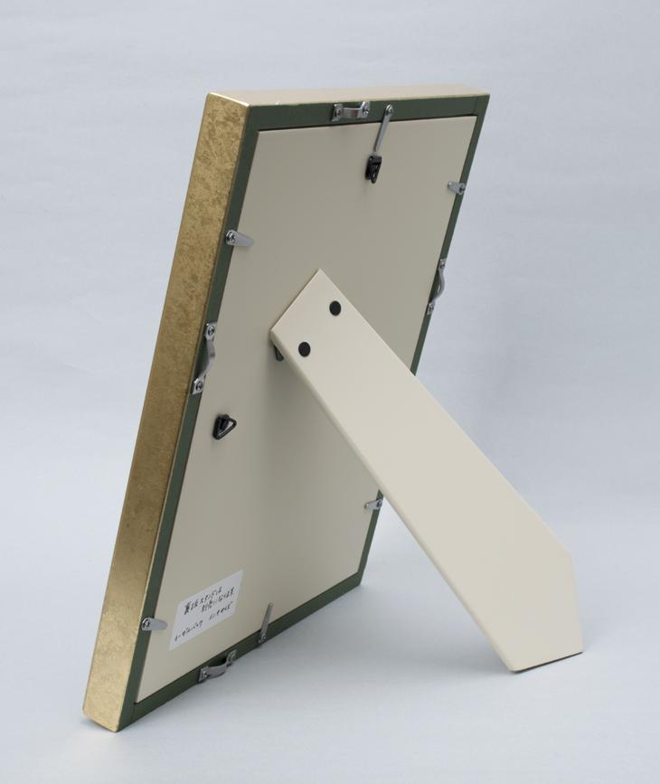 置き型・壁かけへ変幻自在の「ラーソン・ジュール イーゼルバック」で絵画や写真をインテリアへ!