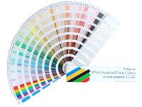 2Fに「日本塗料工業会 塗料用標準色2017年J版」「アートカラー漫画原稿用紙」入荷!