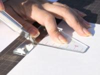 3Fのロングセラー商品、紙用スコヤ「カミネコ」がまたも大人気!
