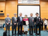 日本建築学会賞の贈呈式に出席しました