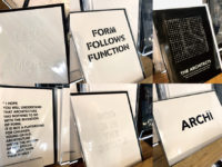 1F : Play with Architecture! サンクポワン新入荷