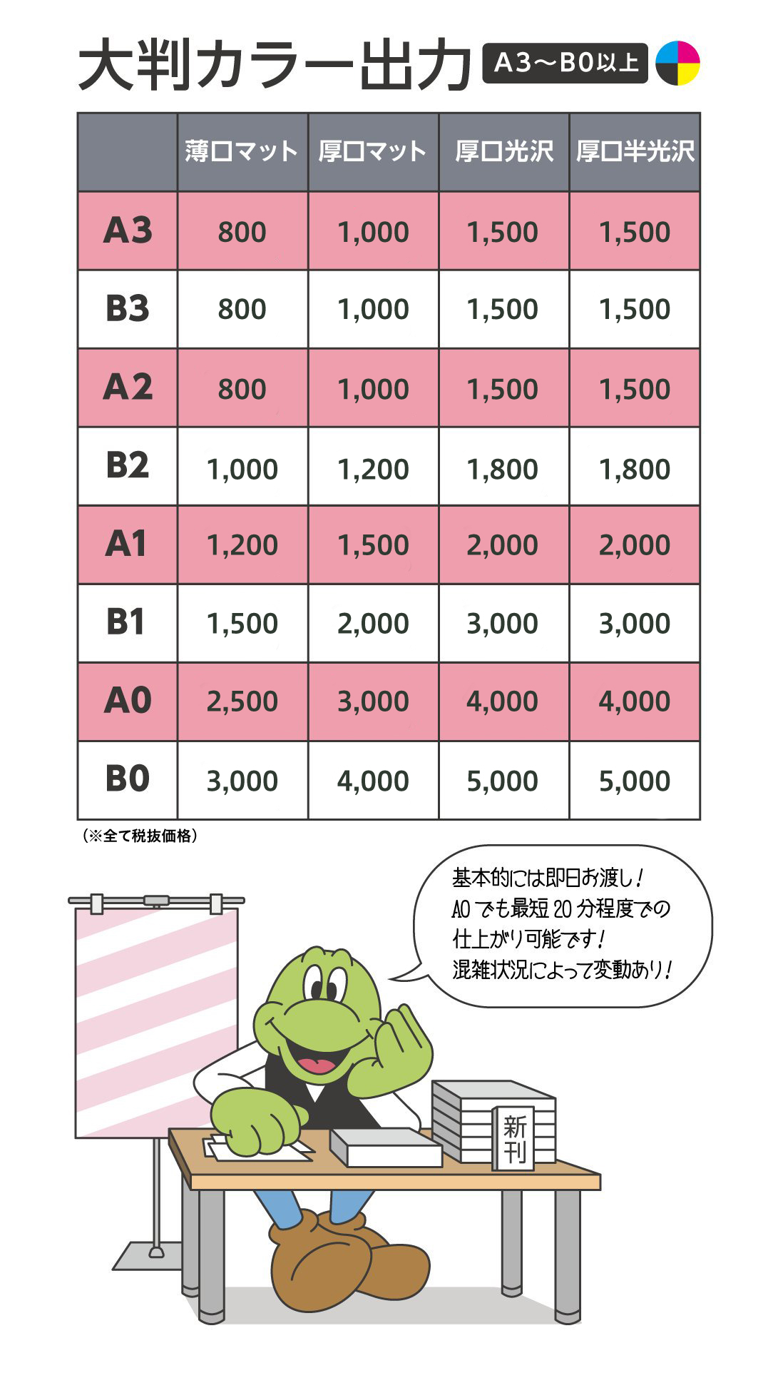 rere大判ポスター表