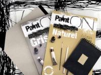 1F:クレールフォンテーヌの紙製品&革雑貨を新入荷!
